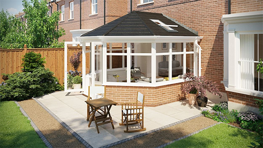 Celsius Solid Roof – MyBest Windows Croydon